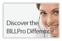Discover the BILLPro Difference