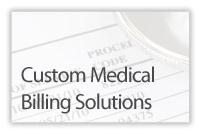 Custom Medical Billing Solutions